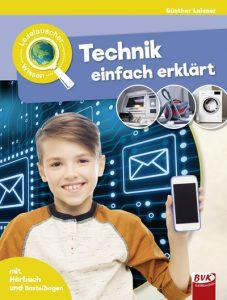 Mein erstes Kindersachbuch für Erstleser zum Thema Technik